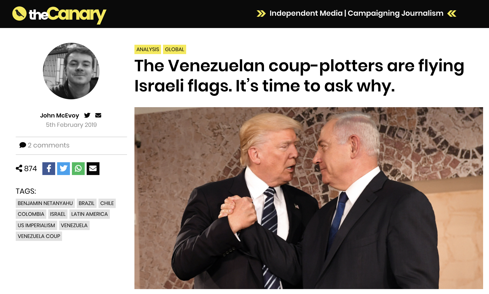 Venezuela: The Left manages to blame the Jews Screen-Shot-2019-02-07-at-15.40.15