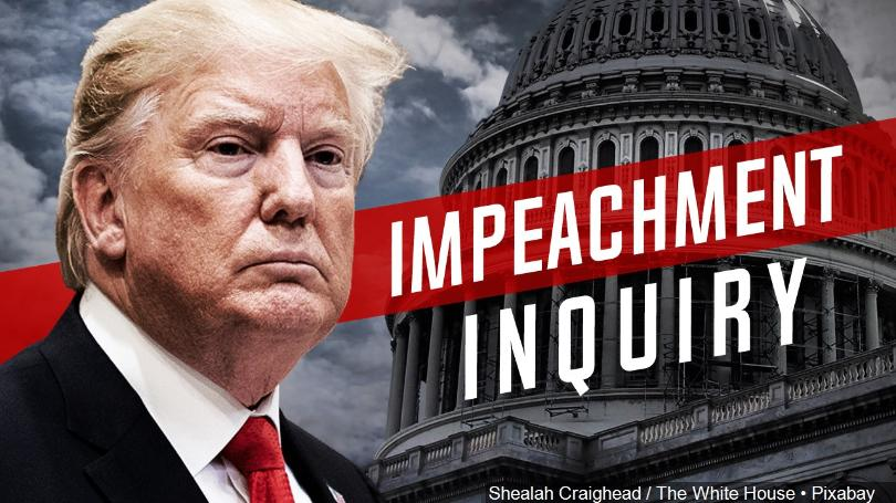 House Democrats laid the constitutional ground to impeach Donald Trump